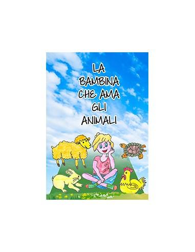 LA BAMBINA CHE AMA GLI ANIMALI